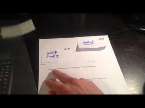 Formellen Brief Schreiben Geschäftsbrief Verfassen E Mail
