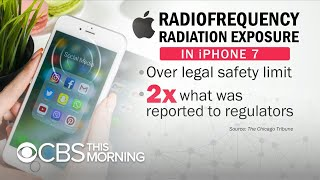 Download Test finds iPhone 7 emitted twice the amount of radiation reported to regulators Video