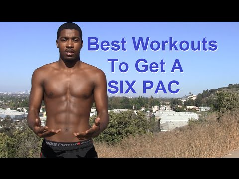 Running Workout: for Track & Field + Speed Football Drill for Six Pac abs