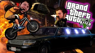 GTA 5 - WE SELL THE GOODS! DANGER INC. (GTA 5 PC Online Funny Moments)