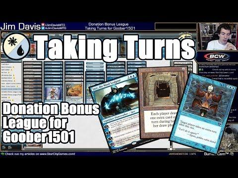Let's Take All the Turns - Taking Turns Donation Bonus League for Goober1501