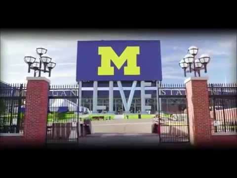 The University of Michigan Wolverines Football 2014 Team 135 Remember Who You Are!
