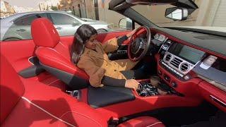 حمده عرفت تسوق افخم سيارة في العالم   بغينا نصدم!😱