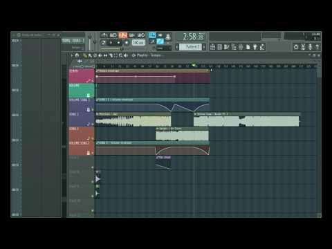 TUTORIAL: How to make a mixtape in FL Studio (by Divello) FREE FLP