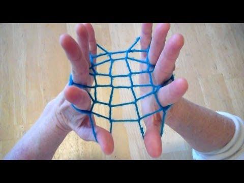 Hammock String Figure: Step by Step