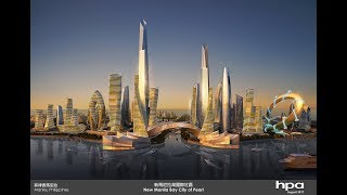 The World Future Biggest Mega-Projects 2018-2050 (Asia)