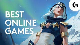 Best Online Games On PC [Battle Royale, MOBA & Car Soccer]