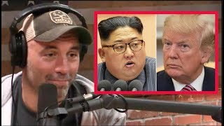 Joe Rogan on Trump & Kim Jong-Un
