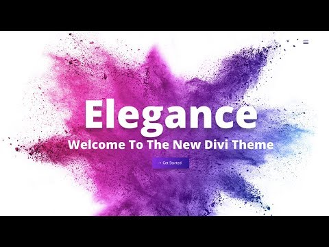 How To Make A Wordpress Website 2018 - Divi Theme Tutorial