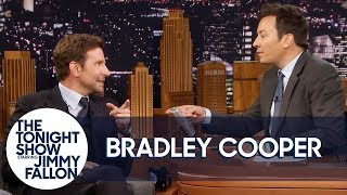 Bradley Cooper Leaves with Jimmy Mid-Interview to Check if He