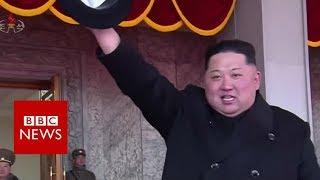 What should Donald Trump call Kim Jong-un? - BBC News