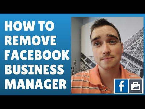 How To Remove Facebook Business Manager | #AskBunka Show Episode 1