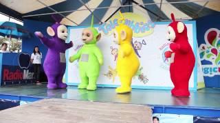 Magic World - Grande festa del 1° Maggio - Spettacolo dei Teletubbies