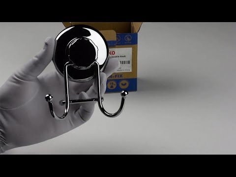 HASKO vacuum suction cup hook review