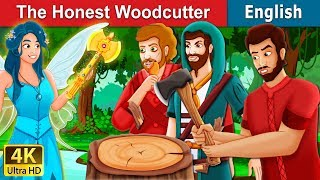 The Honest Woodcutter Story | Bedtime Stories | English Fairy Tales