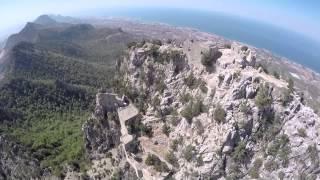 North Cyprus from Air / Havadan Kuzey Kıbrıs