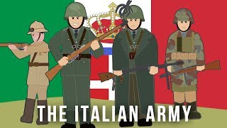 WWII Factions: The Italian Army