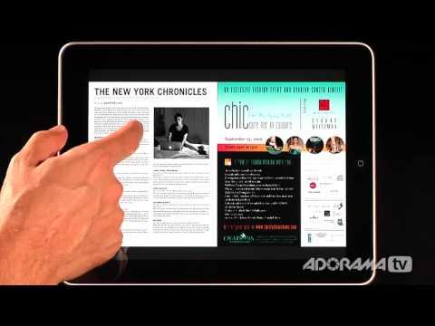 iPad Photography App: MagCloud Magazine Store & Reader: Adorama Photography TV