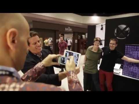 Nikon Cinema: The xxArray, a 3D Photobooth
