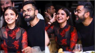 Virat Kohli & Anushka Sharma CUTE Moment While At DATE On Valentines Day