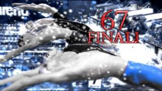 Promo Rai Mondial di nuoto Barcellona 2013