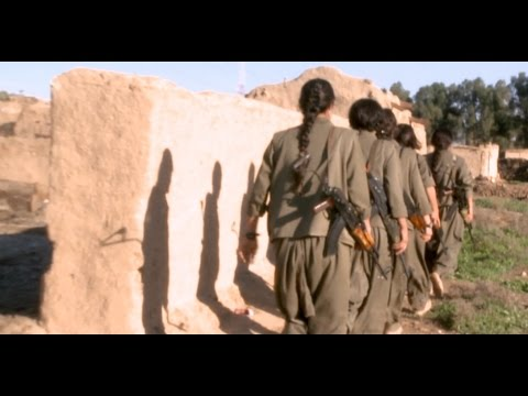Xxx Mp4 How Kurdish Women Soldiers Are Confronting ISIS On The Front Lines 3gp Sex