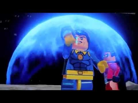 Lego Batman 3 How to make Doctor Strange