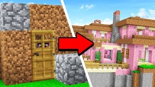 HOW TO GO FROM ULTRA NOOB TO NORMAL NOOB IN MINECRAFT!