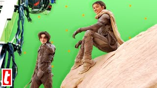Behind The Making Of Dune