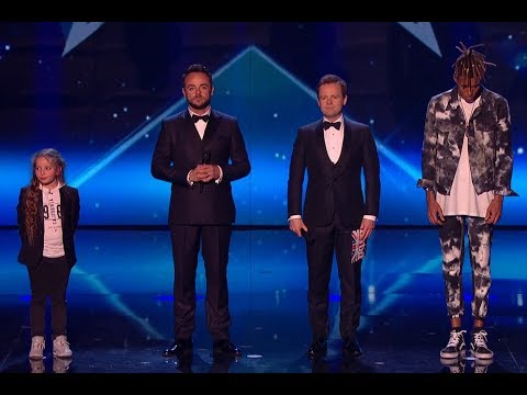 The WINNER Of Britain's Got Talent 2017 IS.. | Final Results