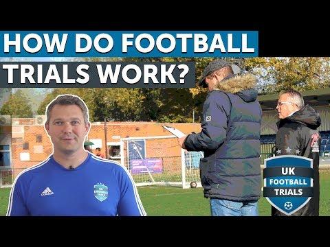 HOW DO FOOTBALL TRIALS WORK?