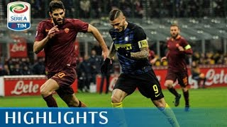 Inter - Roma - 1-3 - Highlights - Giornata 26 - Serie A TIM 2016/17