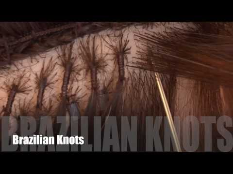 How To: Apply Brazilian Knots Hair Extensions