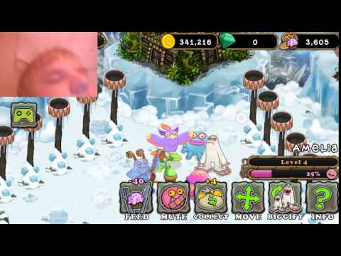 My singing monsters how to bread a rare deedge