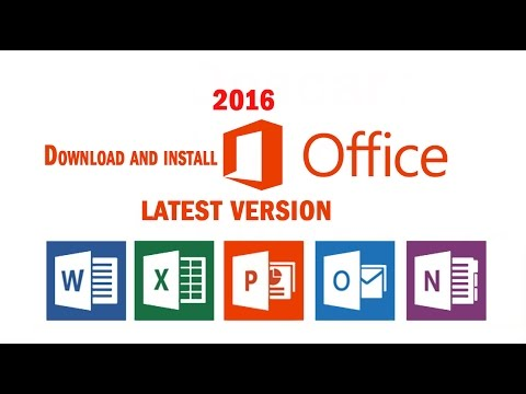 how to install microsoft office 2016 (365) FREE | office 2016 Download and installation