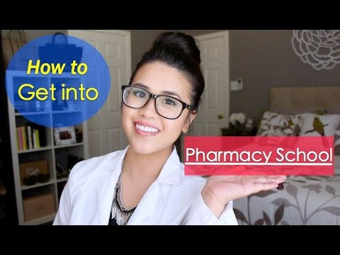 How to Get Into Pharmacy School (Advice & Tips)