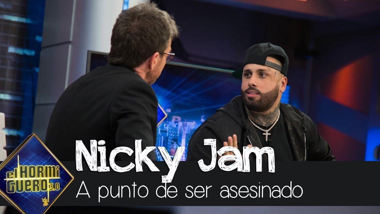 Daddy Yankee y Nicky Jam estuvieron a punto de ser asesinados - El Hormiguero 3.0