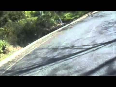 Motorbike ride North of Auckland NZ