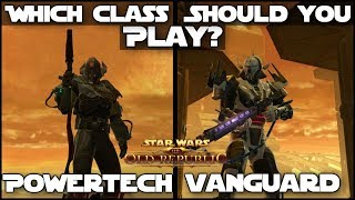 """""""Which Class Should You Play?"""" - Powertech / Vanguard 
