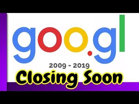 Google URL Shortener Closing Forever - My Opinion
