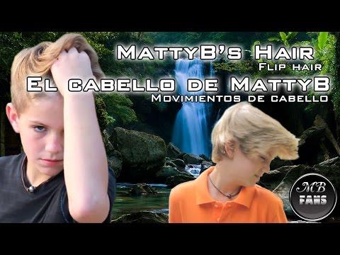 MattyB's Hair - Hair Flips (El Cabello de MattyB)