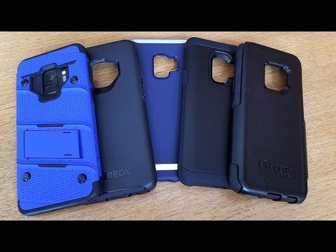 Top 5 Best Cases For Samsung Galaxy S9 / S9 Plus - Fliptroniks.com