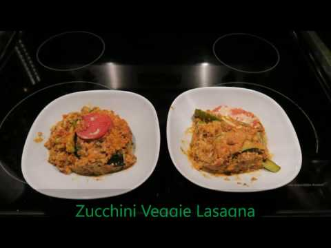 Cooking Simple, Healthy, Plant-based Vegan Lasagna and sharing the recipe in South Beach!