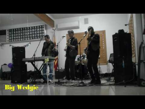 No Woman No Cry cover by Big Wedgie