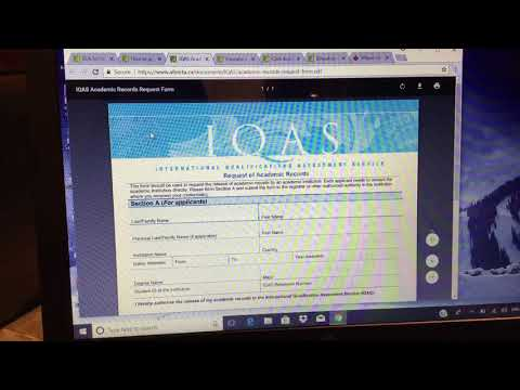 Educational Credential Assesment(ECA) from IQAS for Canada Immigration