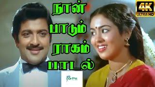 நான் பாடும் ராகம்     Nan Padum Ragam    Vani Jayaram Melody H D Song