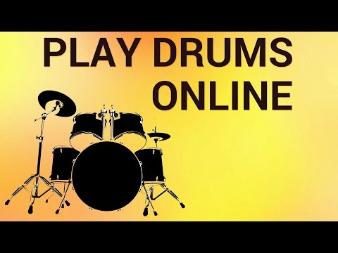 How to Play Drums Online for Free