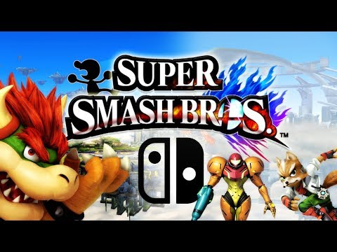 Super Smash Bros. for Nintendo Switch - Discussion w/ RogersBase