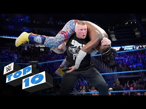 Xxx Mp4 Top 10 SmackDown LIVE Moments WWE Top 10 September 17 2019 3gp Sex