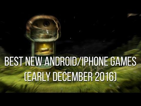 Best new Android and iPhone games (early December 2016)